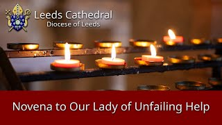 Novena to Our Lady of Unfailing Help Friday 26-06-2020