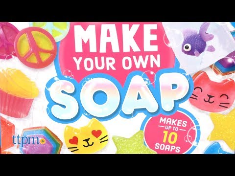 Make Your Own Soap from Klutz
