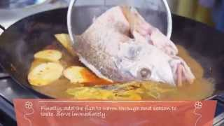 SG50 Deliciously Singaporean: Fish Head Curry