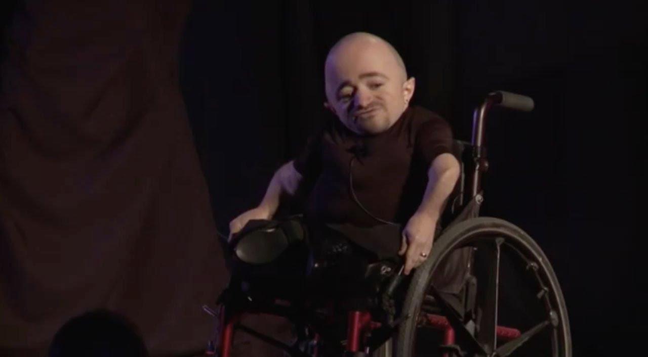 The prison of your mind | Sean Stephenson | TEDxIronwoodStatePrison