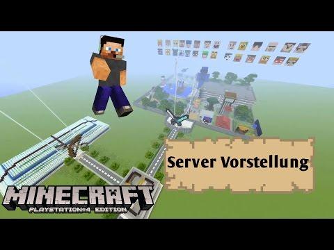 Minecraft Ps4 Server Vorstellung #3
