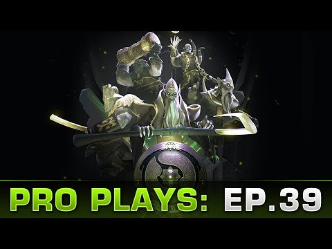 Dota 2 Top 5 Pro Plays Weekly - Ep. 39