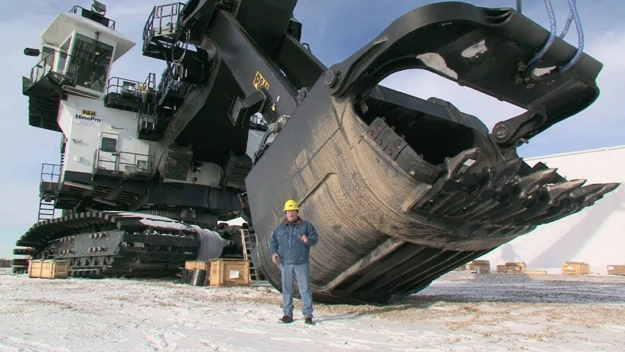 I was SHOCKED when see this dangerous heavy equipment destroy everything. Incredible excavators #3