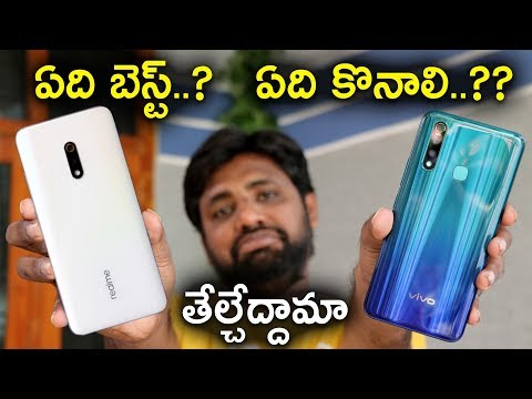 Huawei Y9 Prime (2019) vs Realme X Which is Value For Money