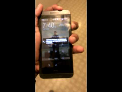 How to factory reset htc desire 610