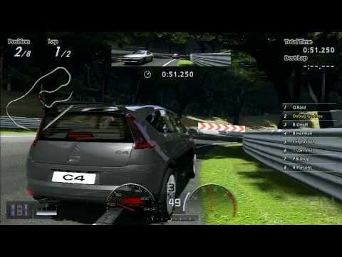 Gran Turismo 5: GT Career Leveling Gameplay