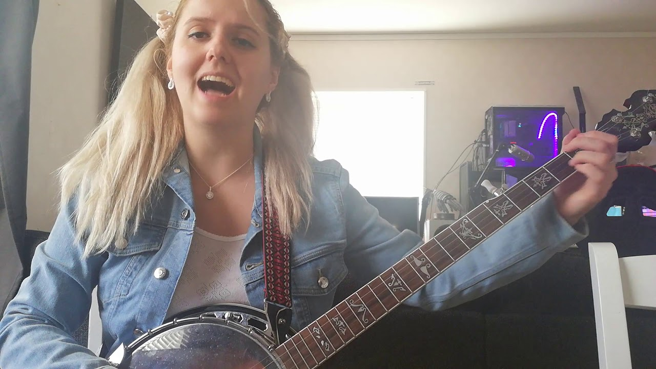 Just Because I'm a Woman (cover)