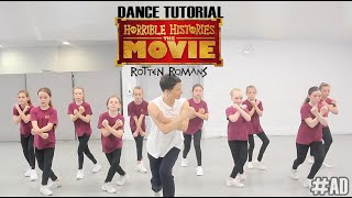 DANCE TUTORIAL - Horrible Histories: The Movie Rotten Romans