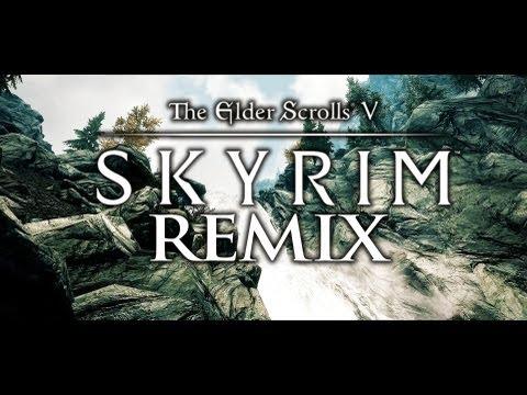 Skyrim Theme Remix - Elder Scrolls Theme Orchestra