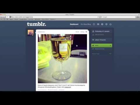 Get Noticed & Reblogged on Tumblr-Tutorial