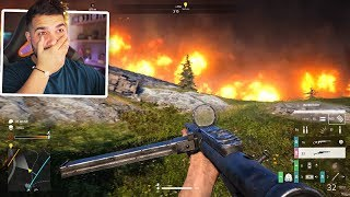 Battlefield 5 Battle Royale is AMAZING.. (Firestorm)