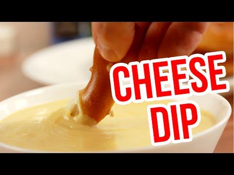 Cheese Dip Recipe | Mustard Beer Flavor