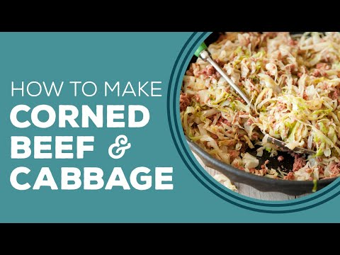 Corned Beef and Cabbage - Blast from the Past