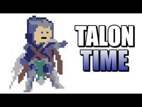 League of Legends : Talon Time