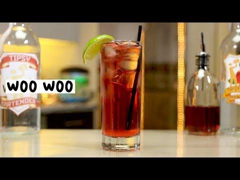 Woo Woo - Tipsy Bartender