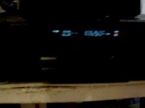 Amplificador/Receiver Kenwood Mod VR407