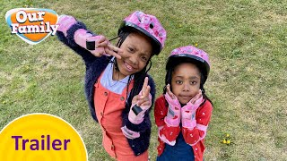 Our Family Series 6 Episode 12 Promo   CBeebies