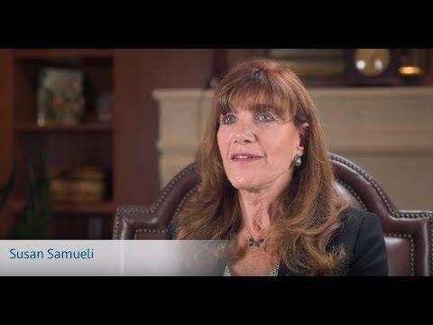 Susan Samueli's health mission