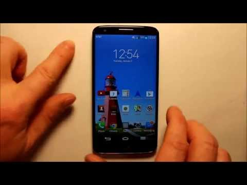 LG G2 On Straight Talk LTE AT&T