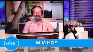 Extended Cut: Wim Hof Explains Benefits of Cold Showers