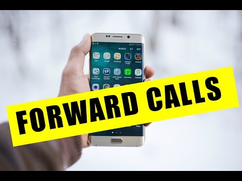 Call Forwarding Samsung S7 Edge (S8 / S8 Plus / S6 Edge / Note 5 / Note 8)