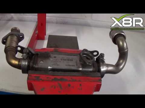 BMW EGR Valve Stainless Steel Removal Bypass Delete Blanking Kit
