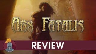 Arx Fatalis Review
