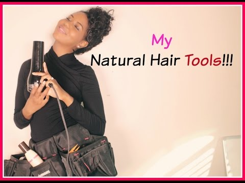 My 7 Must Have Natural Hair Tools 💝