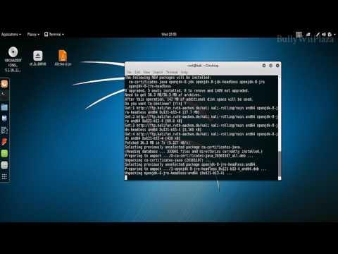 Installing Java 8 on Kali Linux Tutorial
