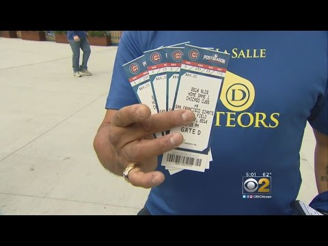 Prayers Answered For Some Cubs Fans, Who Buy Face-Value Tickets