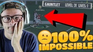 WELCOME TO THE 100% IMPOSSIBLE GAUNTLET LEVEL... Madden 18 Gauntlet