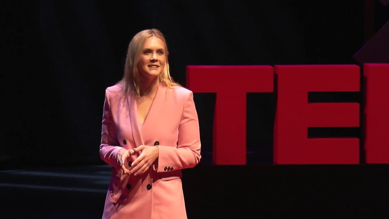 A different kind of superpower: what it means to be intersex | Susannah Temko | TEDxLondon