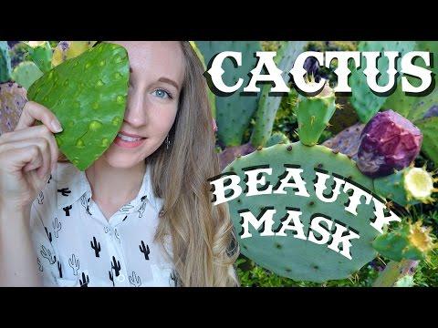 Cactus Beauty Mask: Hair & Skin