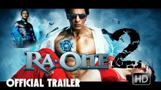 Ra.one 2 New Official Trailer 2018 | Shah Rukh Khan | 20M+ Views