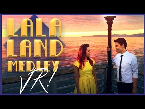 La La Land Medley in VR!! Sam Tsui & Megan Nicole