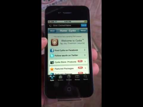 New iPhone 4 jailbroken and unlocked August 1, 2010.