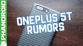 OnePlus 5T release date and specs rumors