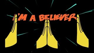 Major Lazer & Showtek - Believer (Official Lyric Video)