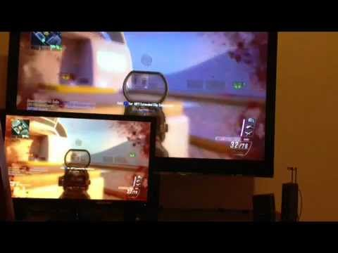 TV Size Lag Comparison for Gaming