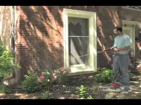 How To Clean Brick and Mortar with a Briggs & Stratton Pressure Washer