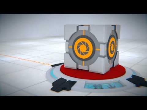 Blender 2.65 Weighted Storage Cube
