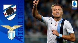 Sampdoria 0-3 Lazio | Immobile & Correa goals take home all 3 points for Lazio | Serie A