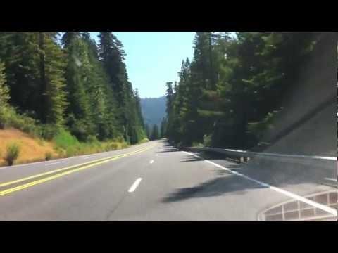 Roadtrip: Los Angeles - SF - Redwoods