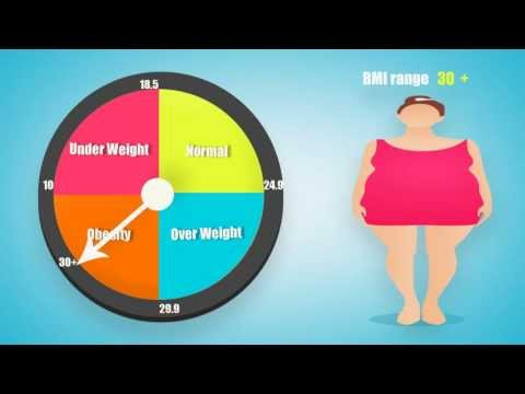 BMI Calculator For Women And Men & What is BMI ?