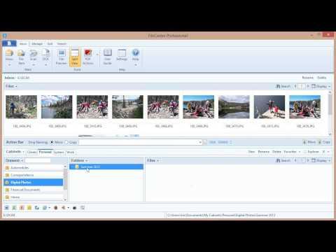 FileCenter Tutorial - Inbox & Split View