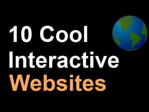 10 More Cool Interactive Websites To Check Out If You're Bored