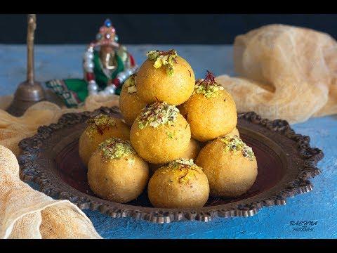 Fail proof Besan ladoo recipe | Hindi subtitiles | How to make besan ladoo at home