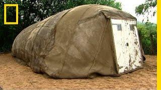 Concrete Tent | I Didn