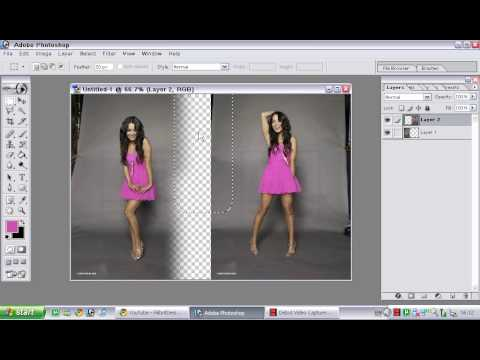 Blending Tutorial Photoshop 7.0
