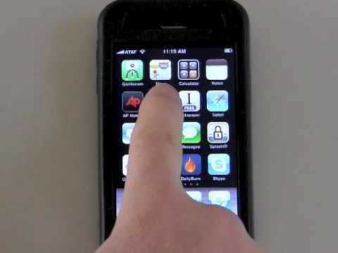 iPhone - Set-up Incoming Call Blocking with SkypeHelper.